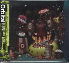 ORBITAL-MONSTERS EXIST-JAPAN CD E38