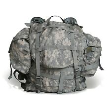 U.S. Military Issue, Molle II Large Rucksack w/ Frame, Belt, & two Side Pouches