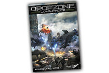 Hawk Wargames - Dropzone Commander - Reconquest: Phase 1 Book