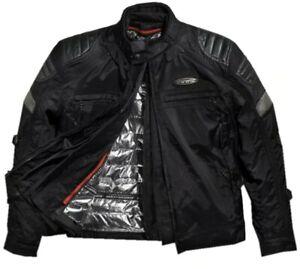 Harley-Davidson Mens FXRG Triple Vent Switchback Riding Jacket Small $595 NWT