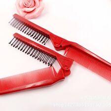 Portable Travel Folding Hair Comb Salon Styling Health Hair Care Brush