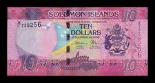 B-D-M Islas Salomon Solomon 10 Dollars 2017 Pick New SC UNC
