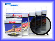 HAMA POL FILTER ZIRCULAR / CIRCULAR 77 MM HTMC NEUWARE