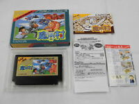 U1046 Nintendo Famicom Makaimura Japan FC NES w/box