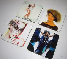 Kylie Minogue  Album Cover COASTER Set