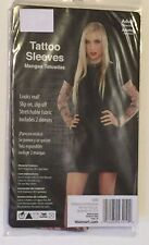 Adult Set of 2 Stretchable Tattoo Sleeves, One Size