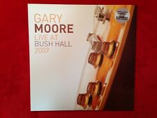 "Gary Moore ""Live at Bush Hall 2007"" LPX2 Limited White Vinyl  RCV160LP Rock U.K."