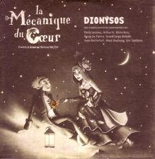 Dionysos CD-R La Mécanique Du Coeur - Promo - France (M/VG+)