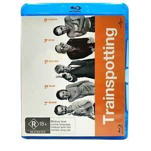 Trainspotting (Blu-Ray, Region Free, 1996)