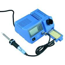 48W Digital Solder Soldering Station Iron Temperature Adjustable ESD Safe UK