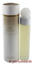 360° White By Perry Ellis 3.3/3.4oz. Edp Spray For Women New In Box