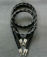 SPEAKER CABLE 12 GAUGE 12 FT PAIR. HIGH QUALITY CABLE