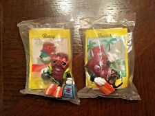 California Raisins figures lot, New in package