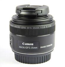 Canon EF-S 35mm F/2.8 IS STM Macro Objektiv für Canon EF-S inkl. Garantie + OVP