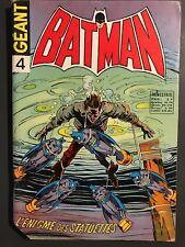 BATMAN GEANT (Sagedition - 1ère série - V1) - T4 : mars 1973