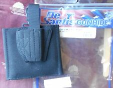 Desantis 062 Apache Nylon Ankle Holster Fits Most Small Autos Right Hand AO101