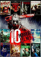 10-Film Horror Collection 4 DVD