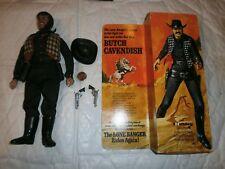 Lone Ranger Butch Cavendish boxed figure Hubley 23623 1973