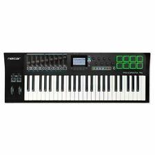 Nektar Panorama T4 49 Note Advanced USB MIDI DAW Keyboard Controller With Bit...