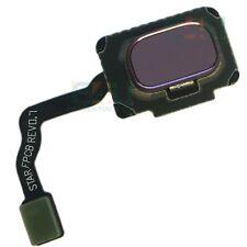 Lilac Purple Finger Print Sensor Home Menu Button For Samsung Galaxy S9+ Plus
