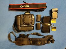 New ListingCanon Eos 5D Mark Ii (Body Only) With Canon battery grip and great extras!