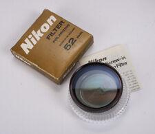 NIKON FILTER, POLARIZING, 52MM, WITH PLASTIC CASE/BOX/215641