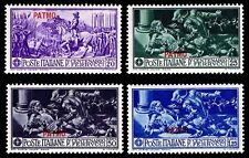 1930 ITALY-AEGEAN ISLANDS - PATMO #12-15 - OGH - VF - CV$15.00 (ESP#1539)