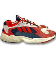 Adidas Mens 12.5 Yung 1 Goku Chalk White Red Collegiate Navy Sneakers B37615