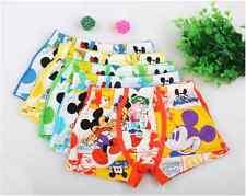 Children's cartoon Mickey and Minnie cotton underwear boys underwear wholesale