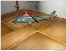 Majorette hélicoptère Agusta 109