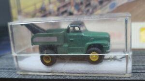 Aurora HO Tjet Original #1364 Int'l Wrecker Tow Truck TRANSITION SUPER RARE