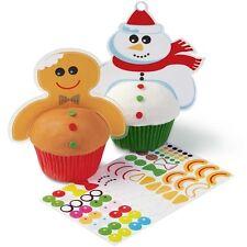 Christmas Cupcake Costumes Fun Pix 12 ct from Wilton #0314