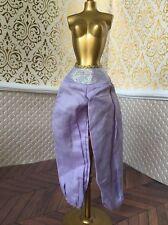 Jasmine Purple Harem Pants Arabian Aladdin Disney Princess Barbie Doll