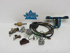 OEM BMW Motorcycles Motorrad Electrical Parts Lot Points Bulbs Dash Board
