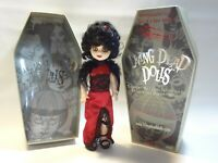 Living Dead Dolls Series 5 Jezebel Mezco Coffin Box