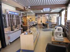 Augenoptik  Optiker Geschäft  Nachfolger Geschäftsübernahme