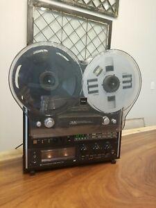 TEAC X-1000R Reel-to-Reel Tape Recorder W/Cover Reels