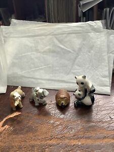 Porcelain & Wade Small Animals