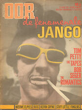 MAGAZINE OOR 1980 nr. 06 - TOM PETTY/BOB SEGER/TAPES/JANGO EDWARDS