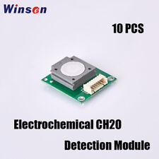 10PCS ZE08-CH2O Winsen Electrochemical CH2O Detection Module Serial Port Output