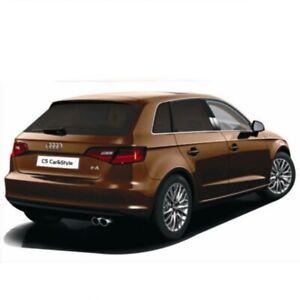 Tönungsfolie passgenau Audi A3 Typ 8Y Sportback 07/2020-