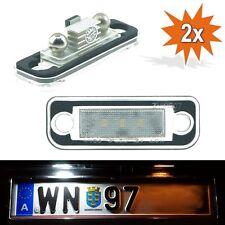 LED Kennzeichenbeleuchtung Mercedes W203 S203 W211 S211 C219 R171 W209 A209 1103