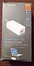 INNERGIE PowerGear 65 UNIVERSAL Laptop Power Adapter CHARGER ADP-65WH ABWB Gear