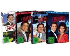 COMPLETO SERIE DE TV agentin con Corazón Temporada 1 2 3 4-20 Caja de DVD