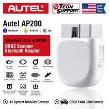 2020 Autel Maxi AP200 Full System Bluetooth OBDII Scanner Car Diagnostic Adapter