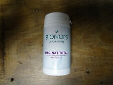 BIONOPS mag-nat-total 60 gelules 08/2020 magnesium/rhodiole
