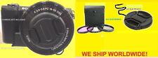 FILTER KIT+CAP 40.5mm To CAMERA SONY A5000 A5100 A6000 A6100 A6300 A6500/16-50mm
