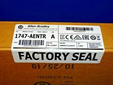 2020 FACTORY SEALED Allen Bradley 1747-AENTR /A EtherNet/IP Adapter Module