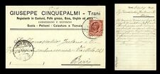 Trani - Giuseppe Cinquepalmi - Suola - Pellami - Calzature e Tomaie