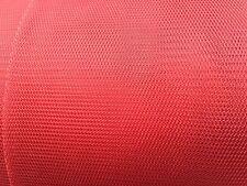 Net Soft Dress Tulle Fabric Mesh,Fancy Dress,Party,Wedding- 1m x 300 cm -.Maroon
